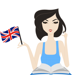 girl flag_english essai 2